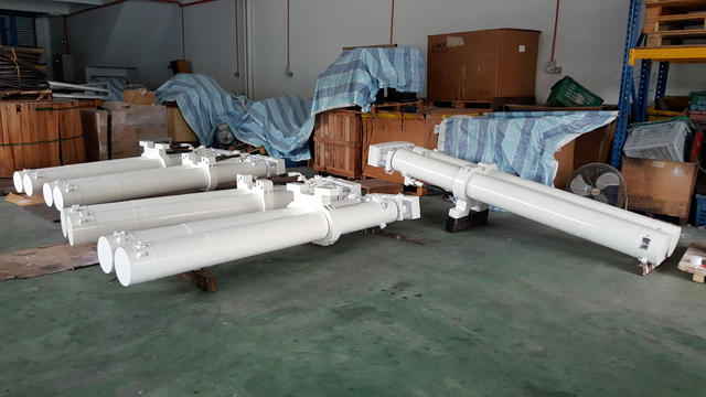 Refurbished Hydraulic Cylinders