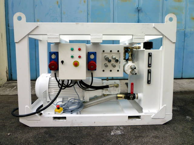 22kW Hydraulic Power Unit